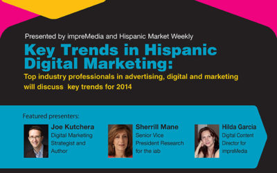 Webinar: Key Trends in Hispanic Digital Marketing