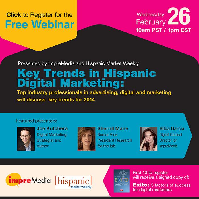 Key Trends in Hispanic Digital Marketing
