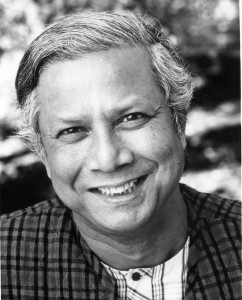 Growing the Web in Emerging Markets: The Stories of Muhammad Yunus, Grameen Foundation, and One Laptop Per Child