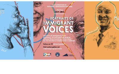 Portraits of Immigrant Voices: Stories of Gratitude